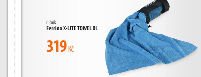 Ručník Ferrino X-Lite Towel XL