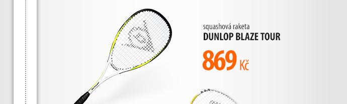 Squashová raketa Dunlop Blaze Tour