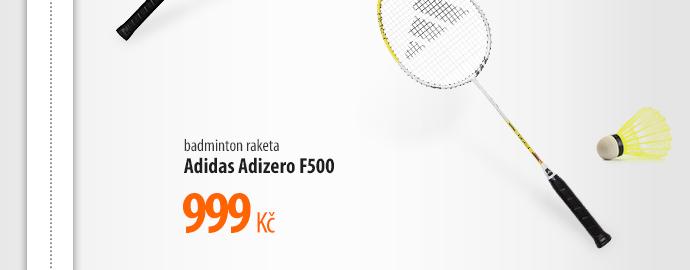 Badmintonová raketa Adidas Adizero F500