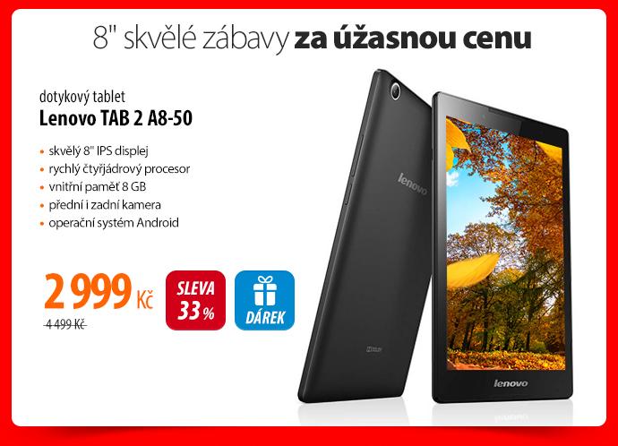 Tablet Lenovo Tab 2 A8-50
