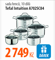 Hrnce Tefal Intuition A702SC84