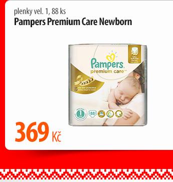 Plenky Pampers Premium Care Newborn