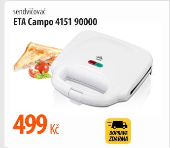 Toustovač ETA Campo 4151 90000