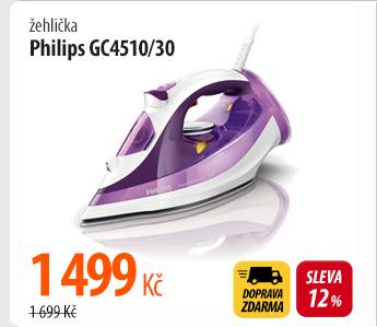 Žehlička Philips GC4510/30