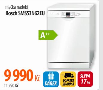 Myčka Bosch SMS53N62EU