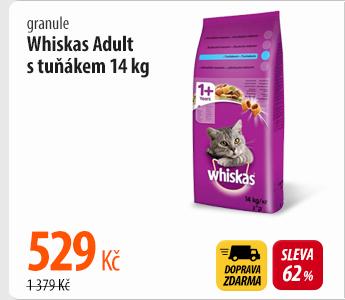 Granule Whiskas Adult