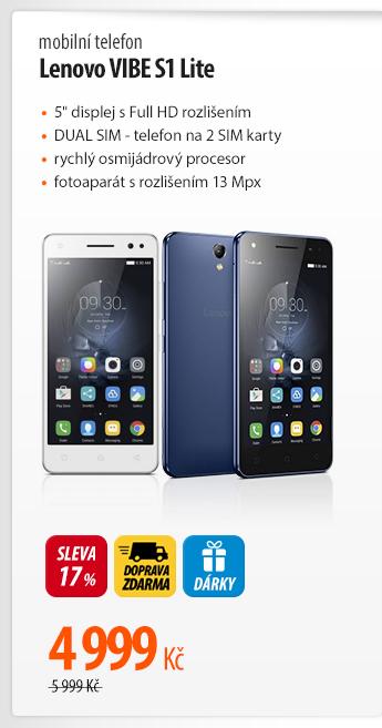 Telefon Lenovo Vibe S1 Lite
