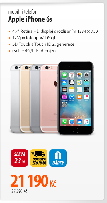 Telefon Apple iPhone 6s