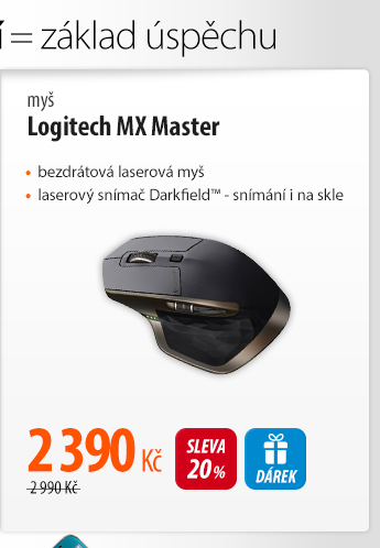 Myš Logitech MX Master