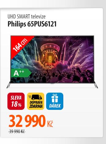 UHD Smart TV Philips 65PUS6121