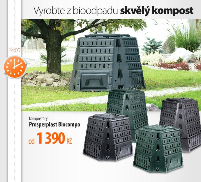 Kompostéry Prosperplast Biocompo