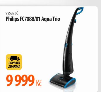 Vysavač Philips FC7088/01 Aqua Trio