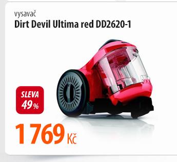 Vysavač Dirt Devil Ultima DD2620-1