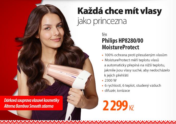 Fén Philips HP8280/00 MoistureProtect