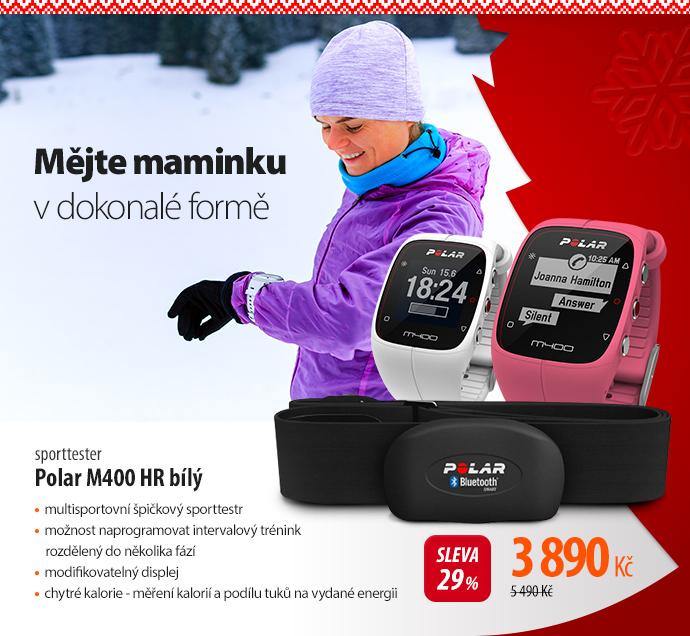 Sporttester Polar M400 HR