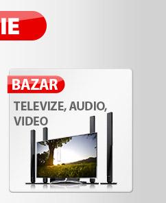 Televize, audio a video
