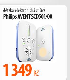 Dětská elektronická chůva Philips Avent SCD501/00