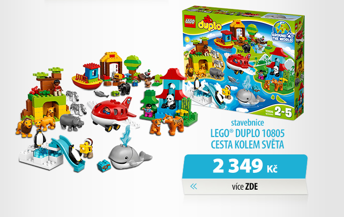 LEGO Duplo Cesta kolem světa