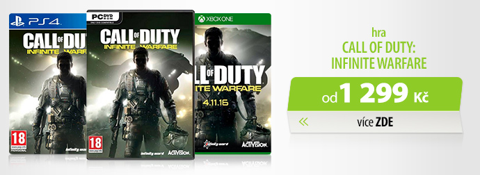Hra Call of Duty Infinite Warfare