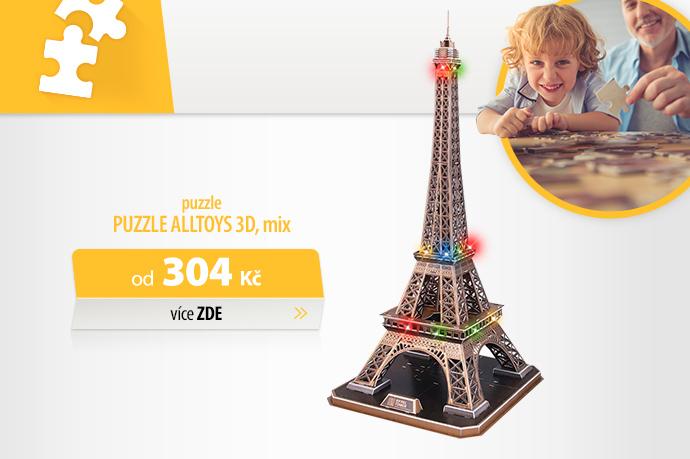 Puzzle Alltoys 3D