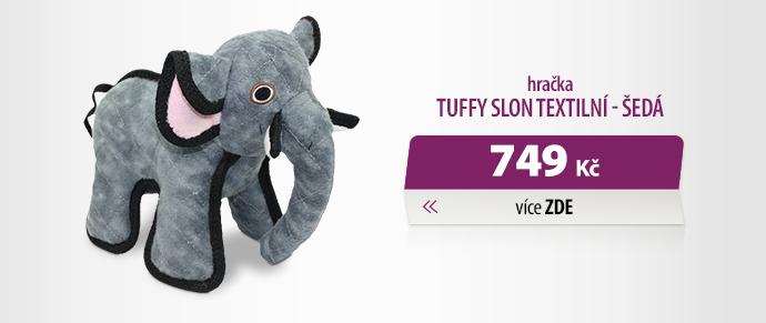 Hračka Tuffy Slon