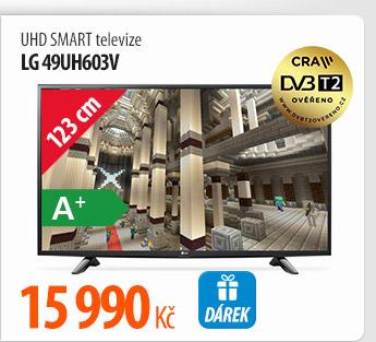 UHD Smart TV LG 49UH603V