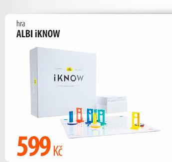 Hra Albi iKnow