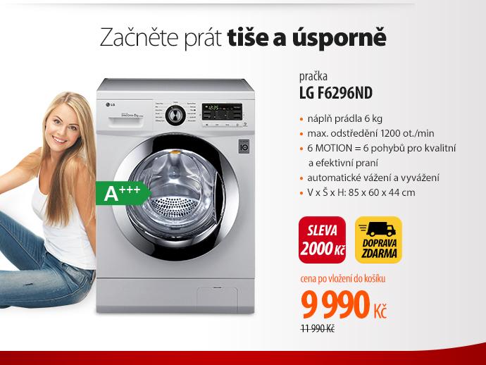 Pračka LG F6296ND