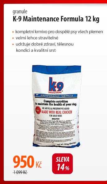 Granule K-9 Maintenance Formula