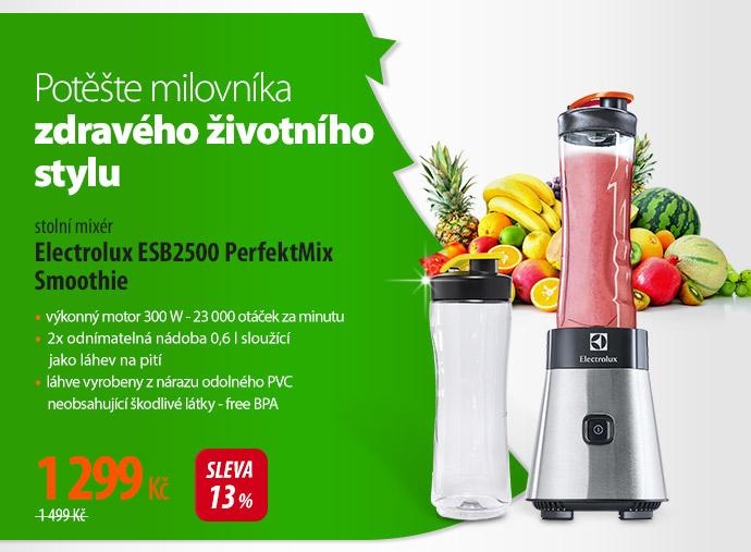 Stolní mixér Electrolux ESB2500 PerfektMix Smoothie