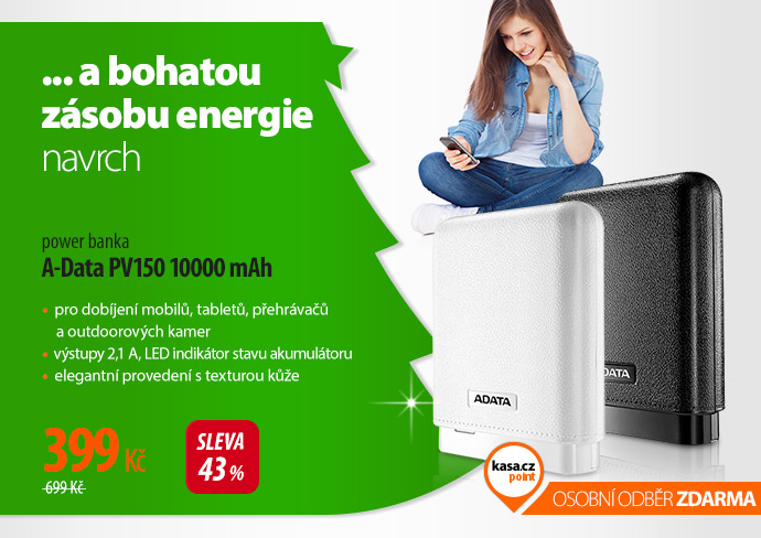 Power banka A-Data PV150