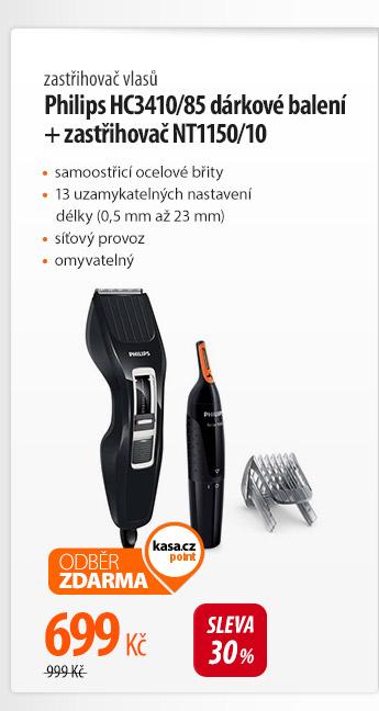 Zastřihovač vlasů Philips HC3410/85