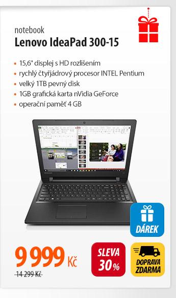 Notebook Lenovo IdeaPad 300-15