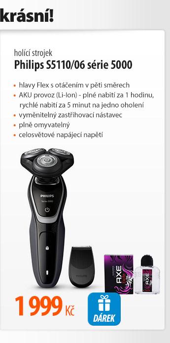Holicí strojek Philips S5110/06