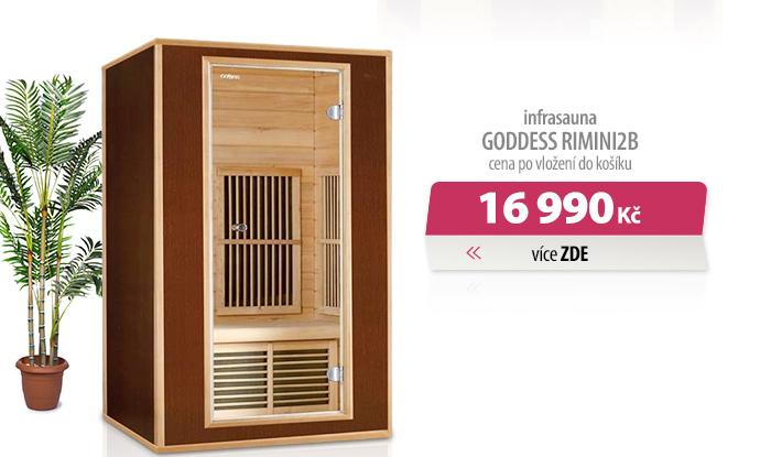 Infrasauna Goddess Rimini2B