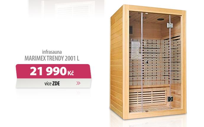 Infrasauna Marimex Trendy 2001 L