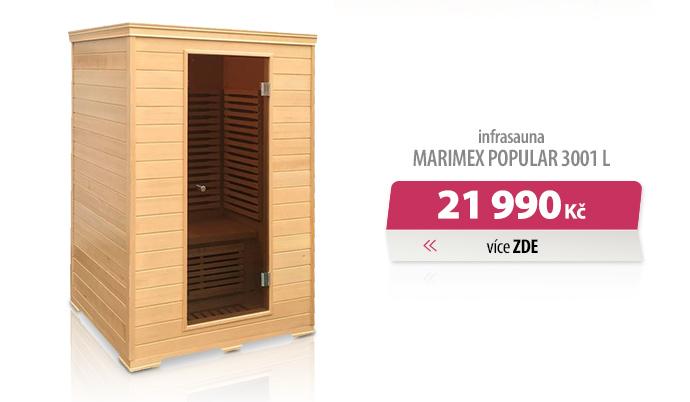 Infrasauna Marimex Popular 3001 L