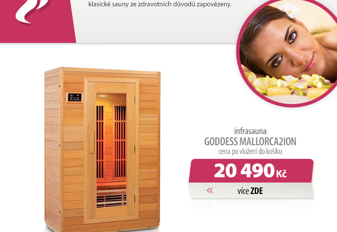 Infrasauna Goddes Mallorca2ION
