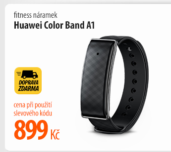 Fitness náramek Huawei Color Band A1