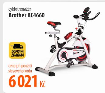 Cyklotrenažér Brother BC4660