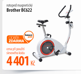 Rotoped magnetický Brother BC622