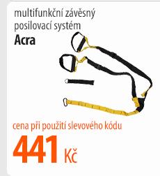 Závěsný posilovací systém Acra