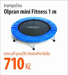 Trampolína Olpran mini Fitness