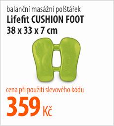 Balanční masážní polštářek Lifefit Cushion Foot