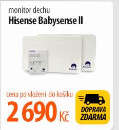 Monitor dechu Hisense Babysense II