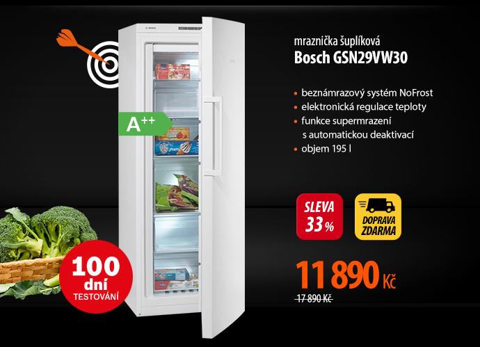 Mrazák Bosch GSN29VW30