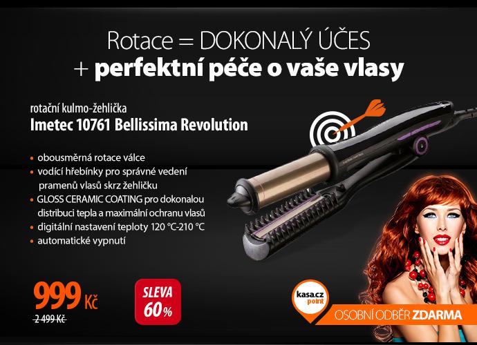 Kulma na vlasy Imetec 10761 Bellissima Revolution