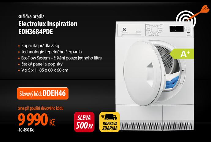 Sušička Electrolux Inspiration EDH3684PDE