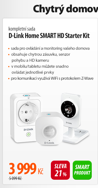 D-Link Home Smart HD Starter Kit