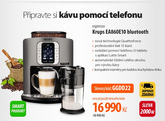 Kávovar Krups EA860E10